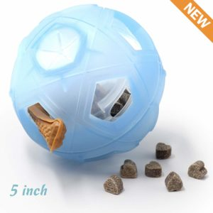 LumoLeaf Dog Treat Ball
